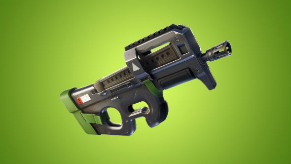 FORTNITE Compact SMG Performance and Features. How to use.
