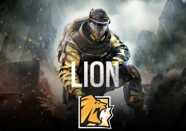 【R6S】LION(ライオン)の対処方法!使い方と立ち回り方、性能について!おすすめな装備の組み合わせ!【シージ】