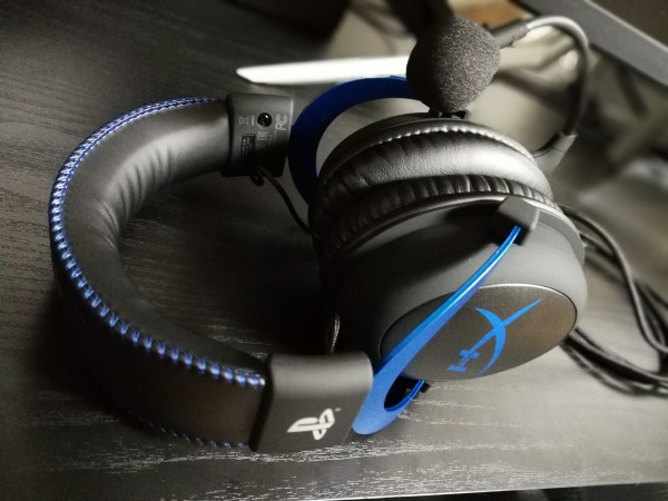 【HyperX Cloud for PS4】PS4公式ライセンスを持つ「HX-HSCLS-BL/AS」その他モデルとの違いについて!【レビュー記事】