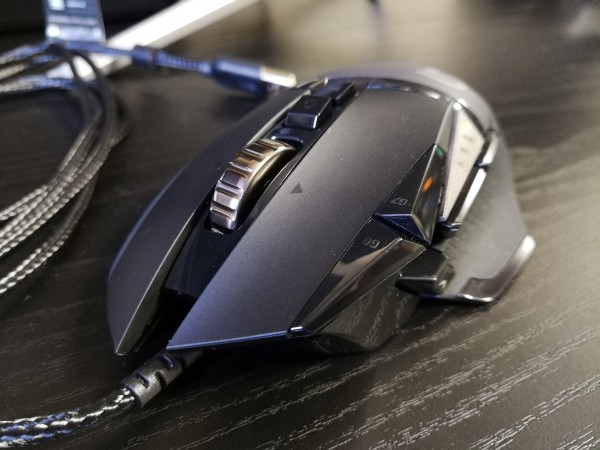 【Logicool G502 RGB】多ボタン使いやすいFPS向けゲーミングマウス!新型2018年HEROモデルとの違いについて!【レビュー記事】