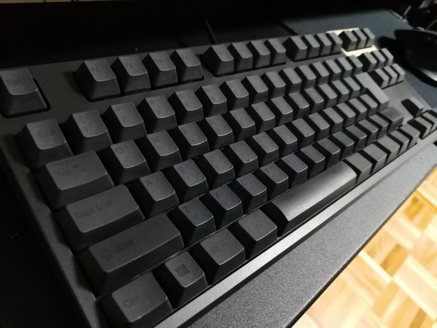 【東プレ】REALFORCE SA R2 超軽量のキー荷重で素早く打ちやすい静音キーボード!【レビュー】