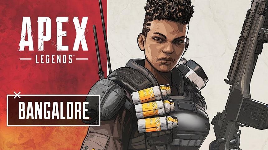 【Apex Legends】バンガロール アビリティの効果的な使い方と立ち回り、おすすめな武器について!
