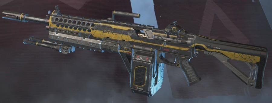 【Apex Legends】ディヴォーション 使い方と立ち回りについて!他の武器との比較!【LMG】