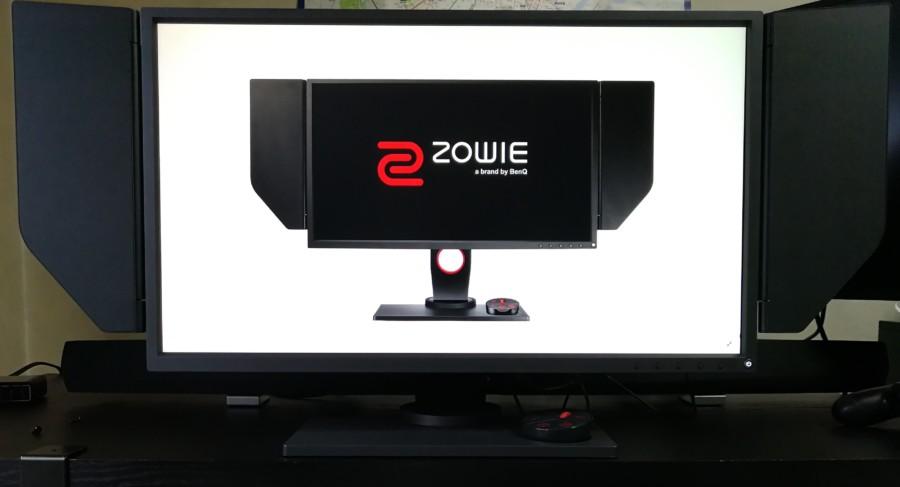 【レビュー記事 】XL2546 DyAcの効果がすごい!S.Switchで操作性にも優れる240Hzモニター!【BenQ ZOWIE】