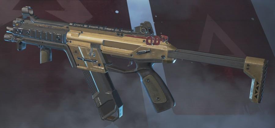 【Apex Legends】R-99 使い方と立ち回りについて!他の武器との比較!【SMG】