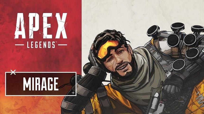 【Apex Legends】ミラージュ アビリティの効果的な使い方と立ち回り、おすすめな武器について!