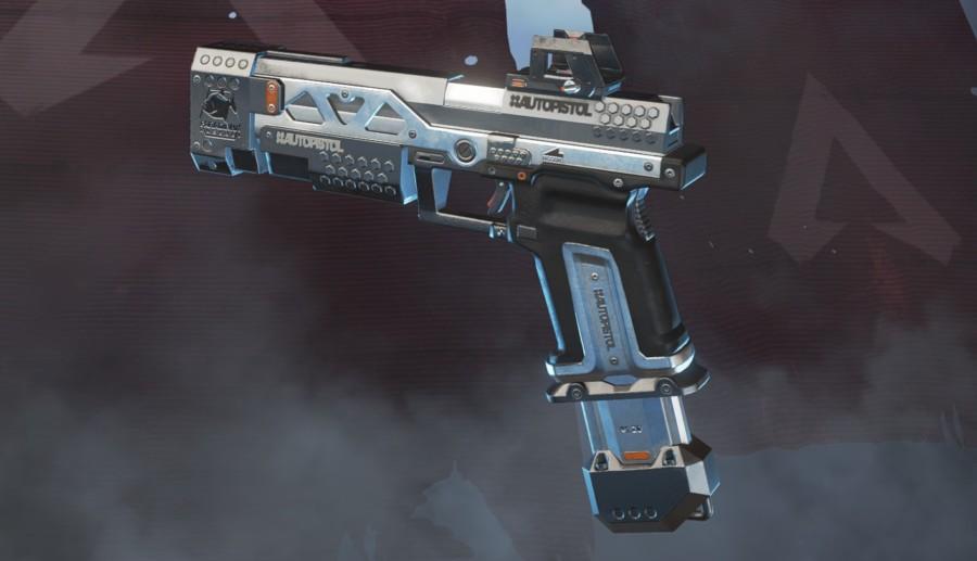 【Apex Legends】RE-45 使い方と立ち回りについて!他の武器との比較!【HG】