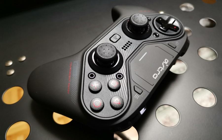 【レビュー記事】ASTRO C40 TR PS4公認の多機能高性能なFPS向けコントローラー!【アストロ】