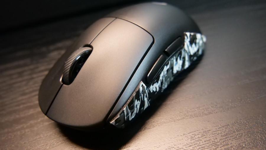 【レビュー】マウスのフィット感を強化するグリップテープ!G Pro Wirelessにおすすめ!【Lizard Skins】