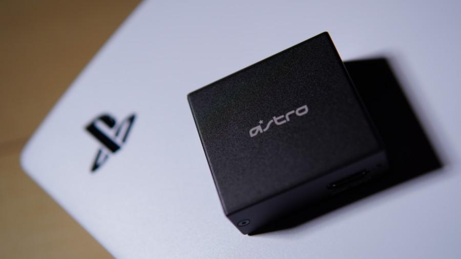 PS5で光デジタル端子のヘッドセット、スピーカー、ヘッドホンアンプを使用する方法!【オーディオ分離器】