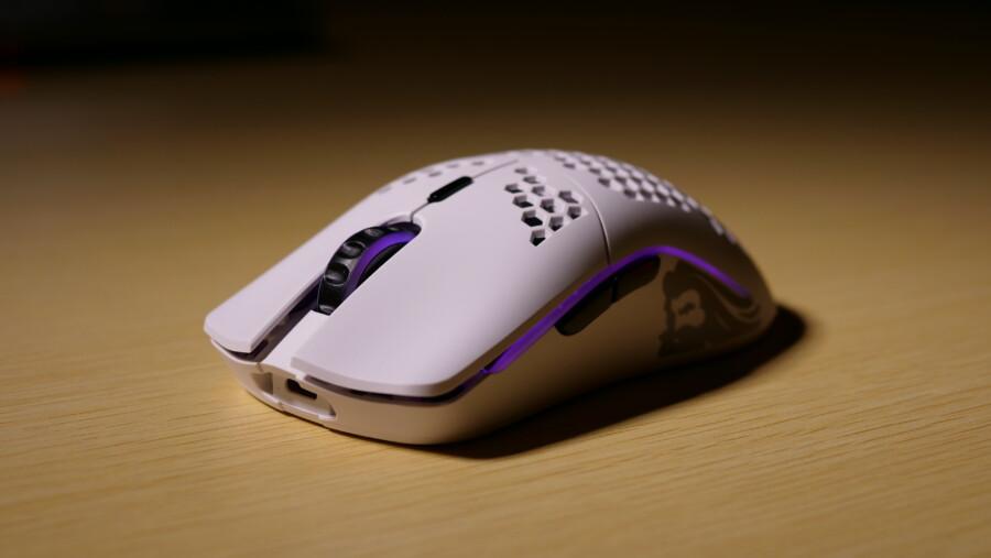 【レビュー】Glorious Model O Wireless 良かった点と気になった点!有線モデルとの違いについて!