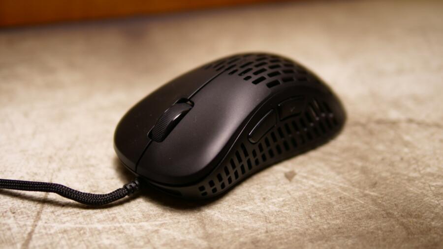 【レビュー】Xlite PXD02 良かった点と気になった点!48gなのに大型な左右非対称マウス【Pulsar Gaming Gears 】