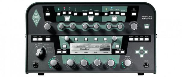 【Kemper Profiling Amplifier 】 ヘッドタイプとラックタイプの違いや、パワーアンプの有無について!